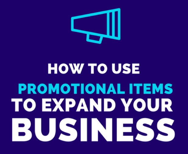how to use branded promotional items