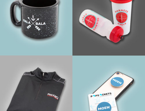 Promotional items can increase YOUR marketing power