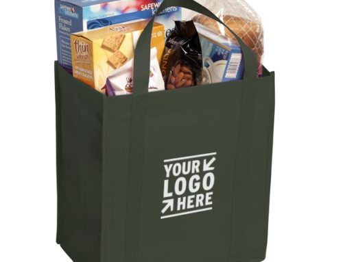 Celebrating Earth Day with Branded Reusable Totes
