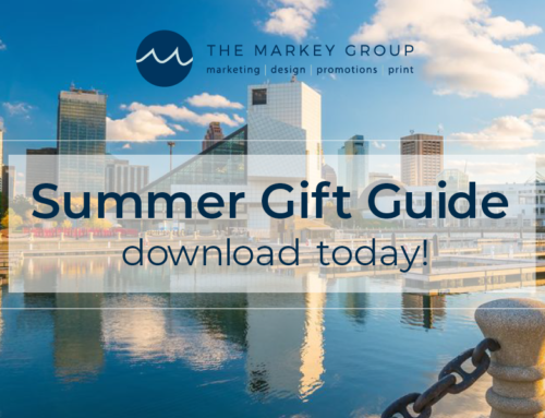 Your Guide To Summer Promotional Items