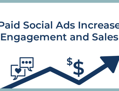 Paid Social Ads Increase Engagement and Sales
