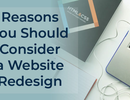 The Importance of Investing in a Website Redesign